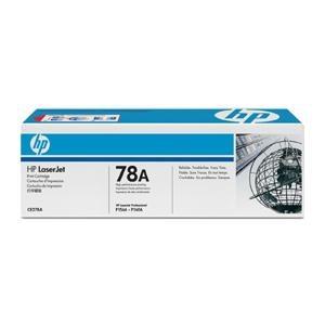 HP 78A Black LaserJet Toner Cartridge (CE278A)