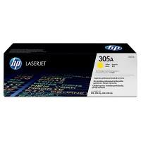 HP 305A Yellow LaserJet Toner Cartridge (CE412A)