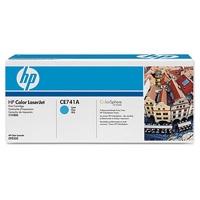 HP 307A Cyan LaserJet Toner Cartridge (CE741A)