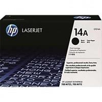 HP 14A Black LaserJet Toner Cartridge (CF214A)