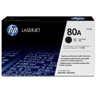 HP 80A Black LaserJet Toner Cartridge (CF280A)