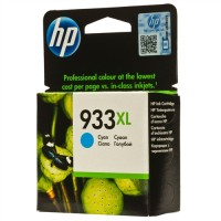 hp 933xl cyan officejet ink cartridge (CN054AE)