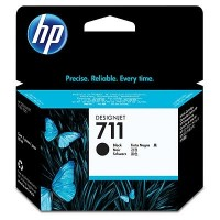 HP 711 80-ml Black Ink Cartridge (CZ133A)