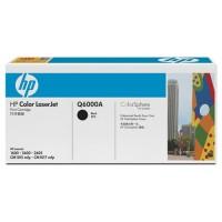 HP Black Toner CLJ 1600, 2600 series, 2.500 strani (Q6000A)