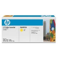 HP YELLOW TONER CLJ 1600, 2600 serie, 2.000 STRANI (Q6002A)