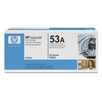 HP Black Toner LJ P2015, M2727 series, 3000 pages (Q7553A)