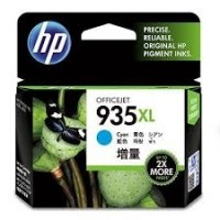 HP 935 XL Cyan Ink Cartridge (C2P24AE)