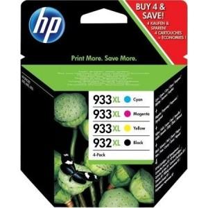 HP 932XL Black/933XL Cyan/Magenta/Yellow 4-pack (C2P42AE)