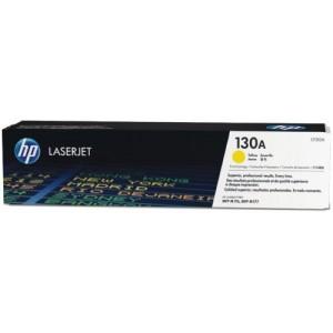 HP 130A Yellow LaserJet Toner CF352A (CF352A)