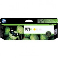 HP 971XL Yellow Ink Cartridge (CN628AE)