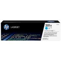 HP 201X Cyan Laserjet Toner za 2.300 strani (CF401X)
