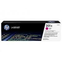 HP 201X Magenta Laserjet Toner za 2.300 strani (CF403X)