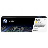 HP 201X Yellow Laserjet Toner za 2.300 strani (CF402X)