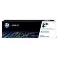 HP 203X Black LaserJet Toner za 3.200 strani (CF540X)