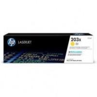 HP 203X Yellow LaserJet Toner za 2.500 strani (CF542X)