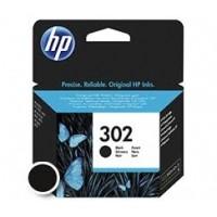 HP 302 Black ink cartridge za 190 strani (F6U66AE)