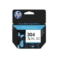 HP 304 Tri-color Ink Cartridge za 100 strani (N9K05AE)