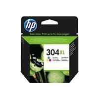 HP 304XL Tri-color Ink Cartridge za 300 strani (N9K07AE)