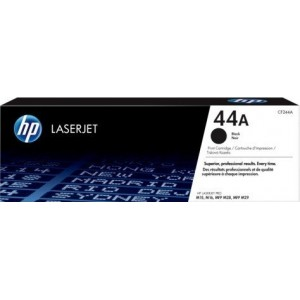 HP 44A Black Original LaserJet Toner (CF244A)