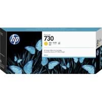 HP 730 300-ml Yellow Ink Cartridge (P2V70A)
