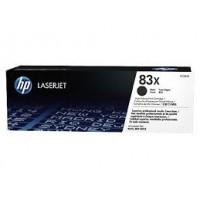 HP 83X Black LaserJet Toner za 2.200 strani (CF283X)