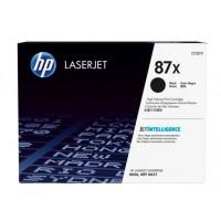 HP 87X BLACK LaserJet Toner (CF287X)