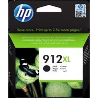 HP 912XL Black OJ 801X/802X za 825 strani (3YL84AE)