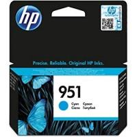 HP 951 CyanInk Cartridge (CN050AE)