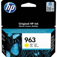 HP 963 Yellow Ink Cartridge (3JA25AE)