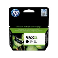 HP 963XL Black Cartridge  (3JA30AE)