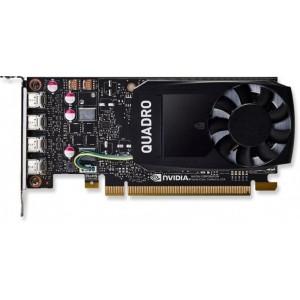 NVIDIA Quadro P1000 4GB Kit w/2 Adapters (1ME01AA)