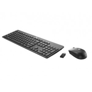 Tipkovnica HP Slim Wireless KB and Mouse (T6L04AA)
