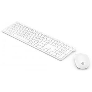 Tipkovnica HP WHT PAV WLCombo Keyboard (4CF00AA)