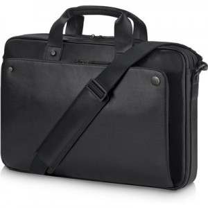 Torbica HP Exec Black Leather 15.6 Top Load (1LG83AA)