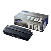 Samsung MLT-D116L High Yield Black Toner  (SSU828A)