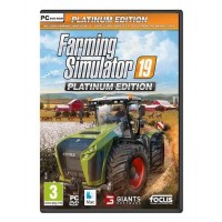Farming Simulator 19: Platinum Edition (PC)