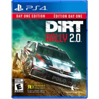 DiRT Rally 2.0 Day One Edition (PS4)