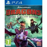 DRAGONS DAWN OF NEW RIDERS (PS4)