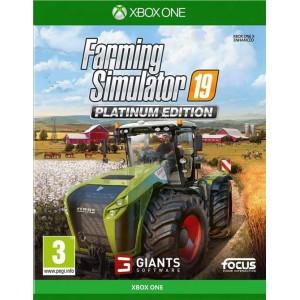 Farming Simulator 19: Platinum Edition (XBOX)