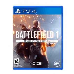 Battlefield 1 Revolution (playstation 4)