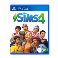 Sims 4 (playstation 4)