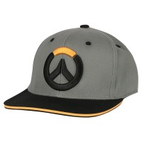 JINX OVERWATCH BLOCKED STRETCH FIT HAT
