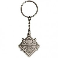 JINX THE WITCHER 3 MEDALLION KEYCHAIN