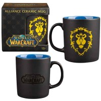 JINX WORLD OF WARCRAFT ALLIANCE MUGS