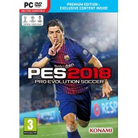 Pro Evolution Soccer 2018 Premium (PC)