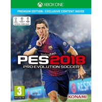 Pro Evolution Soccer 2018 (xbox one)