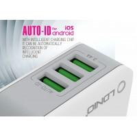 POLNILEC USB LDNIO 3 PORTS 5V/3.4A/17W A3303 BEL