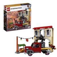 LEGO KOCKE OVERWATCH DORADO SHOWDOWN