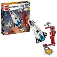 LEGO KOCKE OVERWATCH WATCHPOINT: GIBRALTAR