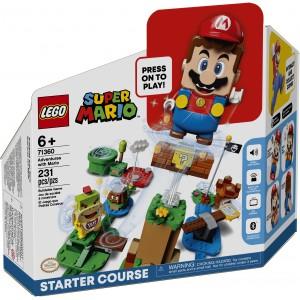 LEGO Super Mario: Adventures with Mario Starter Course